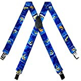 SUS-383-TRBL - Fish Novelty Themed Suspenders