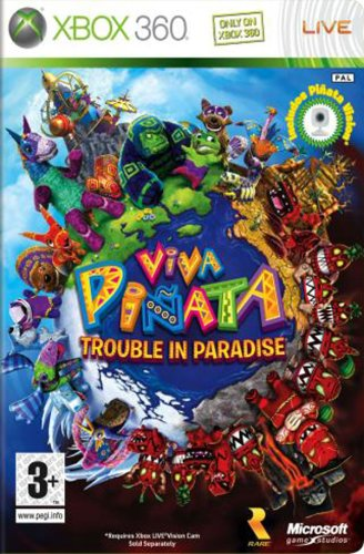 Viva Pinata Trouble in Paradise by XBOX