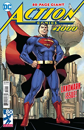Action Comics (1938) #1000 NM (9.4) or better Jim Lee cover