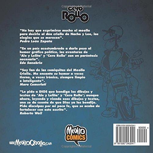 Cero Rollo 1 (Spanish Edition): Nacho Palacios, Leo Nieves: 9781500243241: Amazon.com: Books