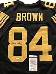 antonio brown jersey for dogs