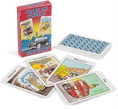 Tobar - Juego de cartas para niños (1 unidad): Amazon.es: Juguetes y juegos