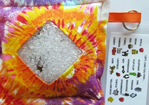 I Spy Busy Bag, Tie Dye, Neutral ()