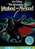 The Adventures of Ichabod and Mr. Toad with Limited Edition Cover Art (1950, Disney, DVD)