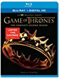 Game of Thrones: Season 2 (BD) [Blu-ray]