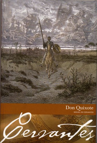 The Ingenious Gentleman DON QUIXOTE DE LA MANCHA by Miguel De Cervantes (2006 BORDER'S CLASSICS Abridged Edition Softcover 461 pages)