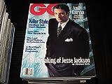 img - for GQ Magazine (ANDY GARCIA , JESSE JACKSON , Lena Olin , Fragrance, December 1990) book / textbook / text book