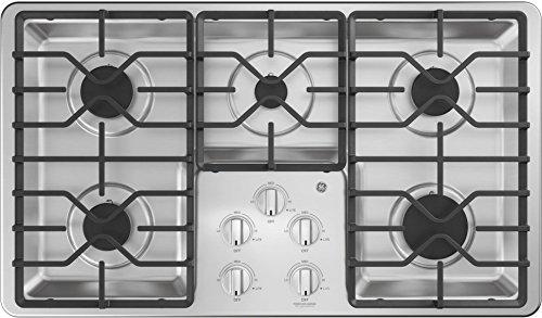 36 ge cooktop - 4