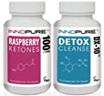 Pure Raspberry Ketones & Detox Colon...