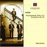 Haydn: String Quartets Nos. 1 & 2, Op. 77 / String Quartet No. 68, Op. 103