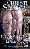 Operation: Endurance, Christi Snow, 1484042778