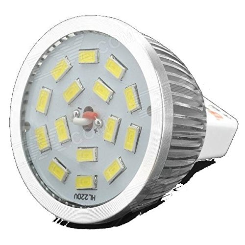 Ossun-Bombilla Led Mr16 5 W (55W.)6400K(220V)