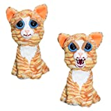 William Mark Feisty Pets Princess Pottymouth Adorable Plush Stuffed Cat that Turns Feisty with a ...
