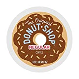 #4: The Original Donut Shop Regular Keurig Single-Serve K-Cup Pods, Medium Roast Coffee, 18 Count - 2 Packs
