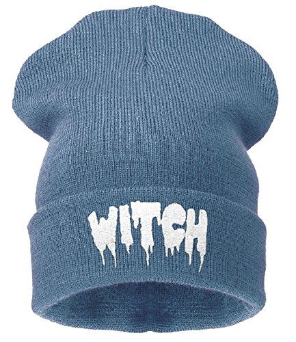 Witch Homme Pour 4sold Hiver Bonnet Gray Bad Noir Chaud Day Femme Hair q5vxvd