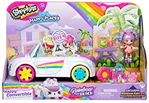 Happy Places Shopkins Happy Convertible Vehicle