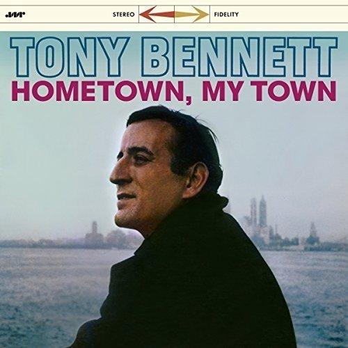 Vinilo : Tony Bennett - Hometown My Town + 3 Bonus Tracks (180 Gram Vinyl, Bonus Tracks, Spain - Import)