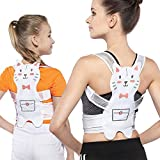Lemon Tree Premium Posture Corrector for Kids & Women Back Corrector by ROSERAIN - Scoliosis Humpback Correction Belt for Girls-Physical Therapy Spinal Support Back Braces-Posture Trainer(Medium)