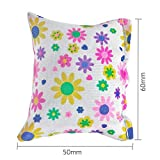 Bonlting Lovely Mini Furniture Flower Print Sofa