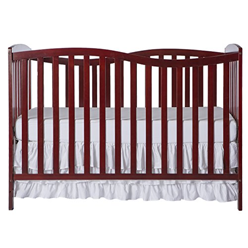 Dream On Me Chelsea 7-in-1 Convertible Crib ()