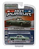 1967 CHEVROLET BISCAYNE / GENDALE, WISCONSON POLICE * Hot Pursuit Series 18 * 2016 Greenlight Collectibles Limited Edition 1:64 Scale Die-Cast Vehicle