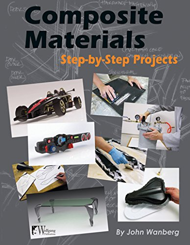 Composite Materials: Step-by-Step Projects (Wolfgang -