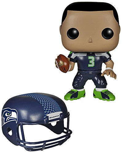 Funko POP NFL: Wave 1 - Russell Wilson Action Figures