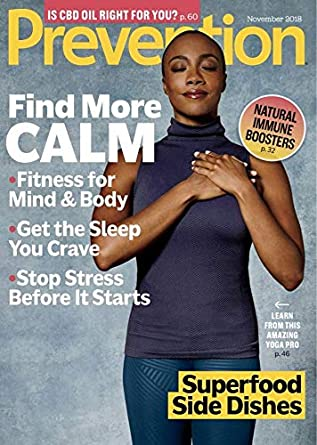 prevention hearst magazines kindle store. Black Bedroom Furniture Sets. Home Design Ideas