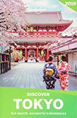 Lonely Planet: The world's number one travel guide publisher* Lonely Planet's Discover Tokyo 2019 is your passport to the most relevant, up-to-date advice on what to see and skip, and what hidden discoveries await you. Sample the finest sushi...