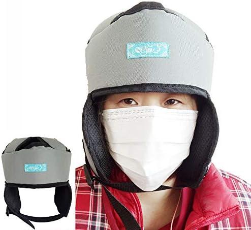 Casco resistente a las caídas, protección para la cabeza, gorra anticolisión de seguridad para personas mayores