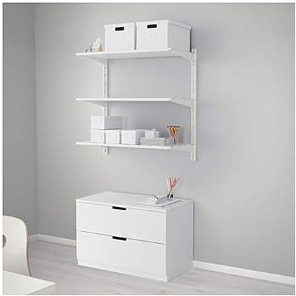 Ikea Algot 399.037.91 - Estantes Verticales para Pared ...
