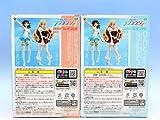 Rinne no Lagrange DXF figure 2 anime prize Banpresto ( all two full set + poster with bonus )