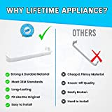 Lifetime Appliance 240535101 Door Bar Rack