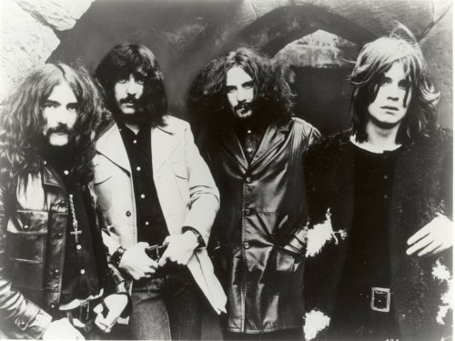 Black Sabbath Ozzy Osbourne Poster Photo Rock N Roll Heavy Metal Music