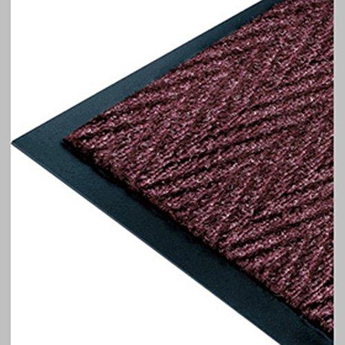 Apache Chevron Rib Commercial Mat - Slate Blue