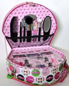 Barbie Fab Fashion Case 28 Piece Make-up Set