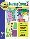 img - for Learning Centers 1 (The Best of The Mailbox Magazine) book / textbook / text book