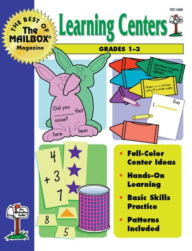 Learning Centers 1 (The Best of The Mailbox - Mailbox Magazine