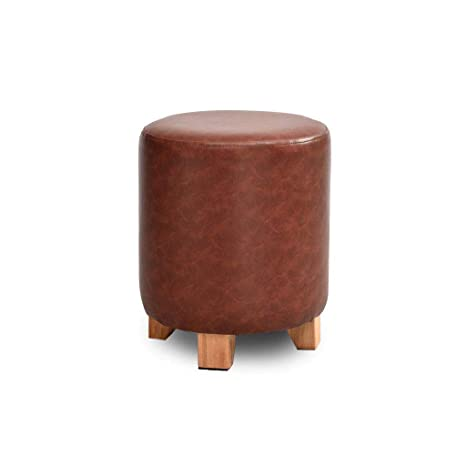 Sensational Amazon Com Anti Slip Circle Wood Support Upholstered Short Links Chair Design For Home Short Linksinfo