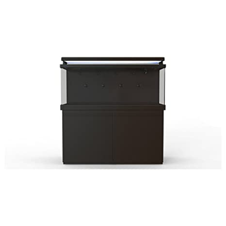 Red Sea – Conjunto Acuario y mueble Max S-650 negro