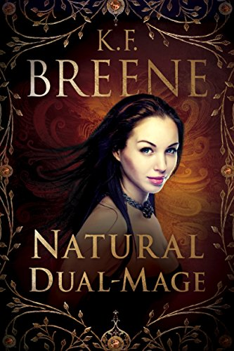Natural Dual-Mage (Magical Mayhem Book 3) cover