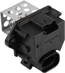 Resistor del ventilador del interruptor del motor del ventilador ...