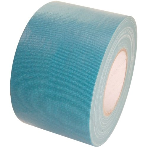 Duct Tape 4 in x 60 yd rolls, Craft Grade, 18 colors, Teal B