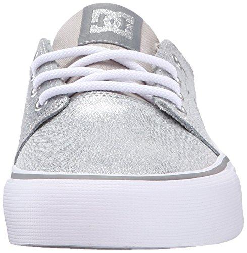 Shoe Trase Silver SE DC Skate nAatqxw