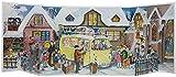 Richard Sellmer Christmas Bus - 3D Panorama Advent - German Advent Calendar