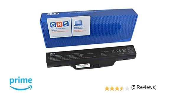 GRS Batería 451085-141 para HP Compaq 6720S 6730s 6735s 6820s 6830s sustituye a: HSTNN-IB62 451086-121 451086-161 451568-001 GJ655AA HSTNN-IB51 HSTNN-IB52 ...