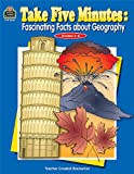 Take Five Minutes - Fascinating Facts about Geography, Ruth Foster, 0743932900