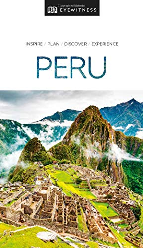 - DK Eyewitness Travel Guide Peru