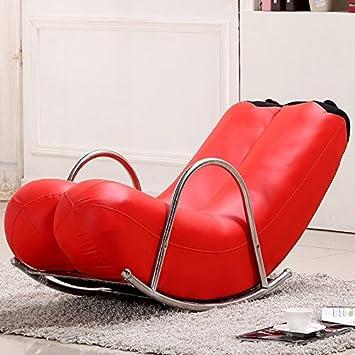 Dngy* Kreative Einzigen Unabhängigen Sessel Banane Schaukelstühle Jojos  Sitz Persönlichkeit Schönen Modernen Europäischen Stil Sofas