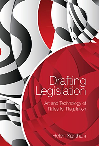 Download Drafting Legislation,: Art and Technology of Rules for Regulation Pdf
